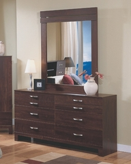 Dresser in Sun Maple - SOHO Way - New Visions by Lane - 967-145
