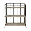 Driftwood 3 Shelf Open Display Unit - Powell Furniture - POWELL-602-809