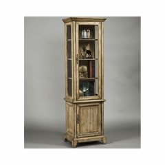 Dune Display Cabinet - Pulaski
