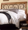 Dunhill King Size Headboard in Autmn Brown/Honey Oak - Fashion Bed Group - B92D06
