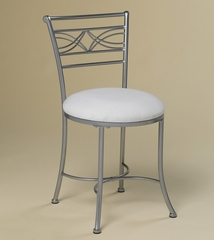 Dutton Vanity Stool - Hillsdale Furniture - 50941