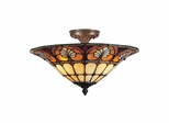 Dylan Tiffany Flush Mount - Dale Tiffany