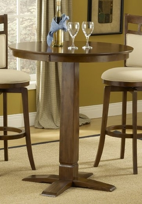 Dynamic Designs Pub Table - Hillsdale Furniture - 4975PTBBRN