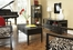 East End Avenue Media Center - Linon Furniture - 77507BLK-KD-U