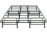 "Eastern King 14"" Metal Bed Frame - Boyd Specialty Sleep - MFP00112EK"
