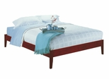 Eastern King Size Simple Platform Bed - Newport - Modus Furniture - SP18F7