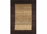 Eastern Weavers Adeline Hand Tufted Modern Rug in Coffee