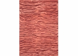 Eastern Weavers Adeline Hand Tufted Peach Red Rug
