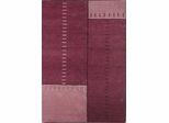 Eastern Weavers Adeline Hand Tufted Rug in Deep Pink