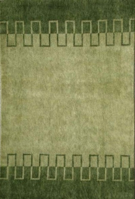 Eastern Weavers Adeline Hand Tufted Rug in Green