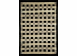 Eastern Weavers Adeline Modern Hand Tufted Rug - Beige Black