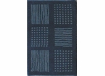 Eastern Weavers Adeline Modern Rug in Blue