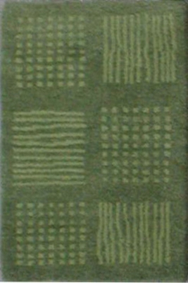 Eastern Weavers Adeline Modern Rug in Green