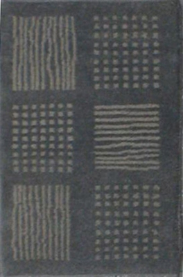 Eastern Weavers Adeline Modern Rug in Grey