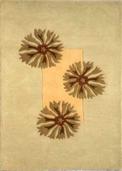 Eastern Weavers Adeline Peach Beige Wool Rug