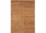 Eastern Weavers Adeline Rust Hand Tufted Modern Rug