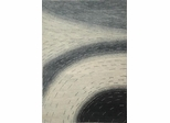 Eastern Weavers Adeline Wool Hand Tufted Grey / Black Rug