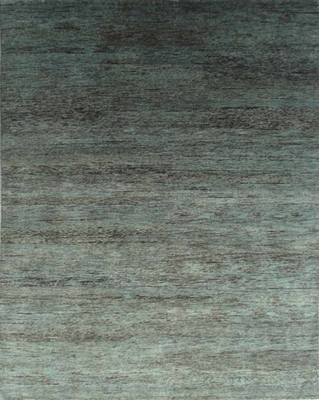 Eastern Weavers Almsted Blue Charcoal Wool Rug