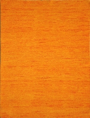 Eastern Weavers Almsted Orange Yellow Wool Rug