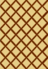 Eastern Weavers Arzu Beige Wool Area Rug