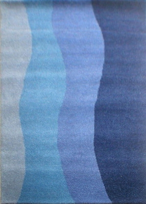 Eastern Weavers Arzu Blue Wool Rug