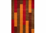 Eastern Weavers Arzu Brown Hand Tufted Rug