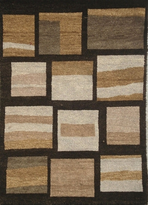 Eastern Weavers Arzu Chocolate Wool Rug