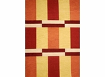 Eastern Weavers Arzu Yellow Rust Wool Rug