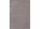 Eastern Weavers Basket Weave Grey Wool Rug