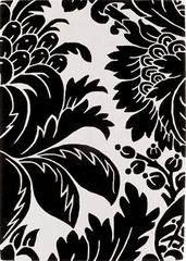 Eastern Weavers Black & White Wool Rug