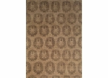 Eastern Weavers Brandon Beige Brown Hand Tufted Rug