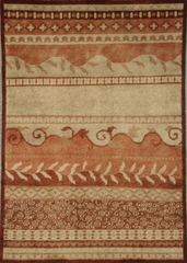 Eastern Weavers Brandon Rust Hand Tufted Area Rug