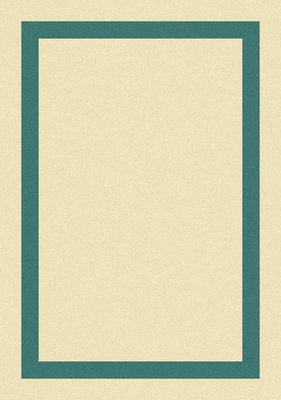 Eastern Weavers Cecilia Border Derby Mint Rug
