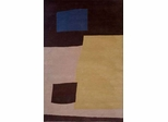 Eastern Weavers Ethan Beige Black Wool Rug