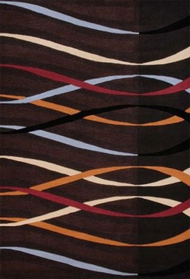 Eastern Weavers Ethan Chocolate Wool Rug