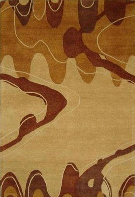 Eastern Weavers Ethan Wool Rug in Beige