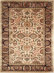 Eastern Weavers Franklin Ivory Blue Persian Rug