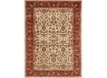 Eastern Weavers Franklin Persian Rectangular Rug in Ivory Red