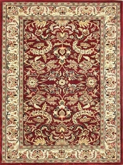 Eastern Weavers Franklin Persian Rug in Red Ivory