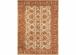 Eastern Weavers Franklin Persian Wool Rug in Ivory Red