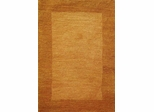 Eastern Weavers Henley Orange Bear Wool Border Rug