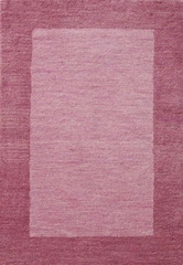 Eastern Weavers Henley Strawberry Cadillac Wool Border Rug