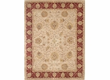 Eastern Weavers Martha Atlantis Beige Red Wool Oriental Rug