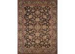 Eastern Weavers Martha Madeline Brown Wool Oriental Rug