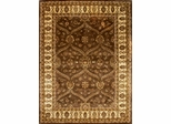 Eastern Weavers Martha Salina Brown Ivory Wool Oriental Rug