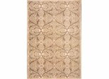 Eastern Weavers Preston Beige Brown Wool Rug