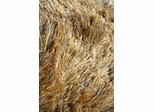 Eastern Weavers Silk Shag Gold Mix Hand Woven Rug