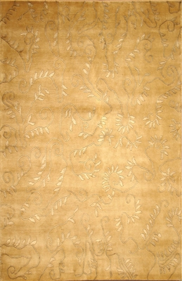 Eastern Weavers Soho Beige Tibetan Wool Rug