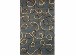 Eastern Weavers Soho Grey Brown Tibetan Wool Rug