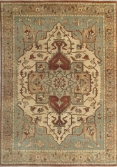 Eastern Weavers Turkish Treasures Ivory Beige Persian Wool Rug